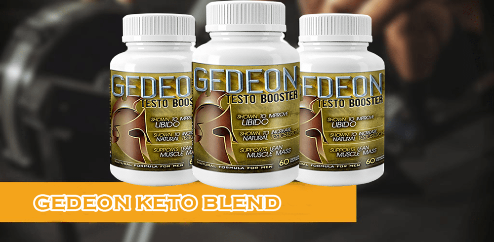 Gedeon Keto Blend : Burn Fat And Get Your Dream Body ...